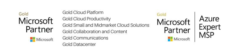 Cloud Direct Accreditations
