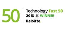 Deloitte Technology Fast 50 2018