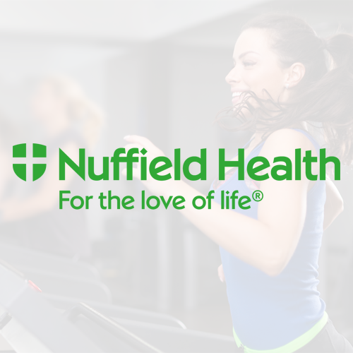 Nuffield Health banner