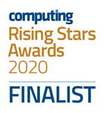 2020: Computing IT Industry Awards: Rising Stars Awards – Company of the Year (Finalist)