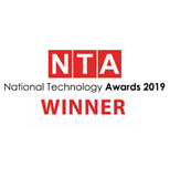 2019: Reseller of the Year in the National Technology Awards